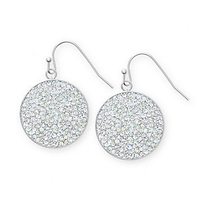 Lucet Mundi Ice Ice Baby crystal drop earrings - Product number 2064545