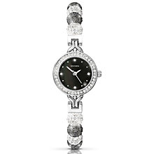 Sekonda Crystalla Black Mother Of Pearl Dial Bracelet Watch - Product number 2074559