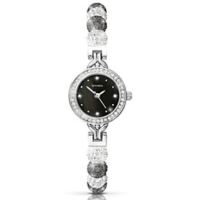 Sekonda Crystalla Black Mother Of Pearl Dial Bracelet Watch - Product number 2074559