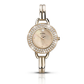 Sekonda Crystalla Ladies' Stone Set Bracelet Watch - Product number 2082756