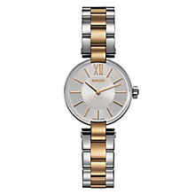 Rado Coupole ladies' two colour bracelet watch - Product number 2087928