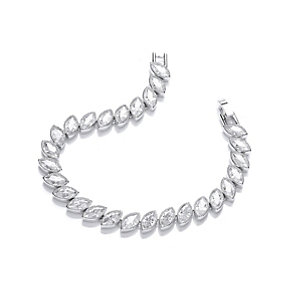 Attwood & Sawyer By Buckley Cubic Zirconia Bracelet - Product number 2119188