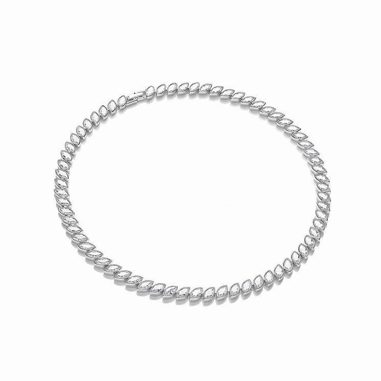 Attwood & Sawyer By Buckley Crystal Collar Necklace - Product number 2119374