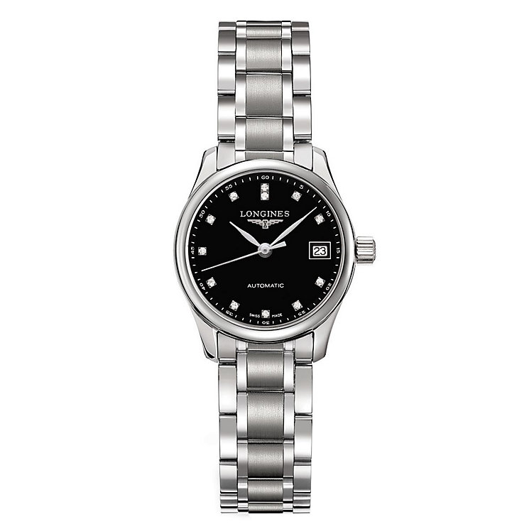 Longines Master Collection ladies' steel bracelet watch - Product number 2162156