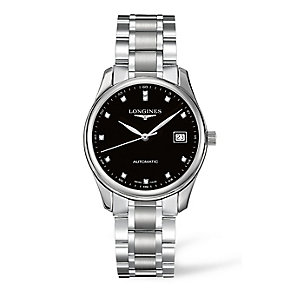 Longines men's stainless steel bracelet watch - Product number 2162164
