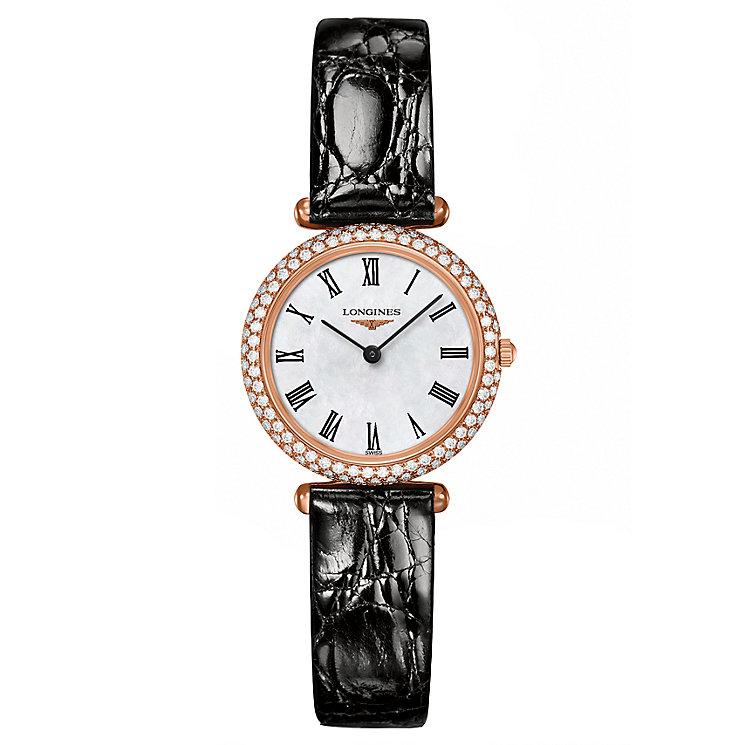 Longines Les Grandes Classiques ladies' strap watch - Product number 2162520