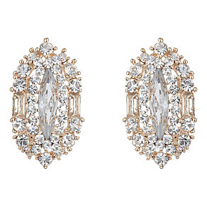 Mikey Small Crystal Stud Earrings - Product number 2166887