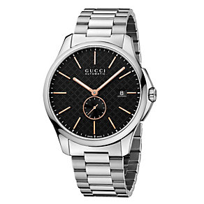 Gucci G Timeless Men's  Stainless Steel Bracelet Watch - Product number 2173638