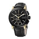 Gucci men's PVD chronograph strap watch - Product number 2173794