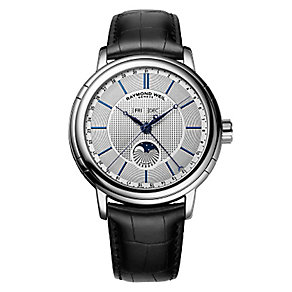 Raymond Weil Maestro men's strap watch - Product number 2175088