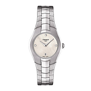 Tissot ladies' stainless steel bracelet watch. - Product number 2175606