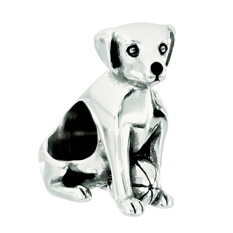Chamilia Sterling Silver Labrador Bead - Product number 2177889
