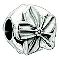 NEW! Chamilia Sterling Silver Forget Me Not September Bead - Product number 2178036