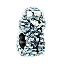 Chamilia Sterling Silver Poodle Bead - Product number 2178095