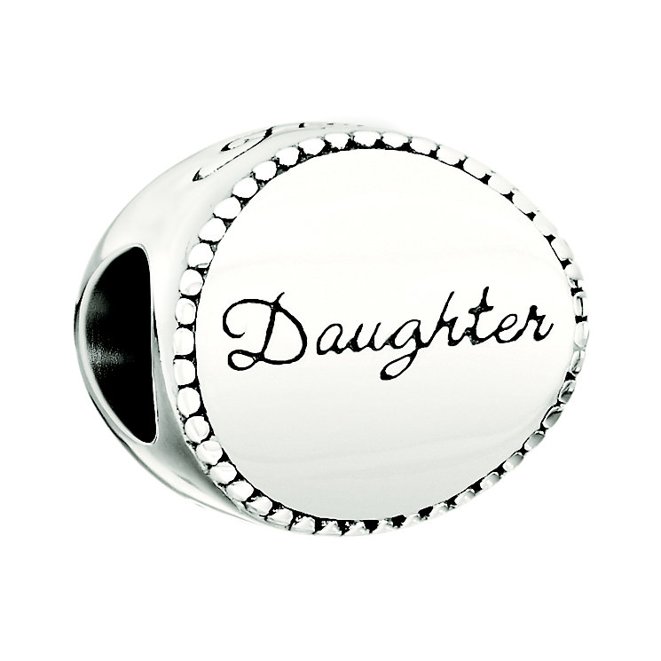 Chamilia Sterling Silver Milgrain Daughter Bead - Product number 2178214