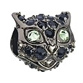 Chamilia Silver & Swarovski Elements Cat's Eyes Bead - Product number 2178419