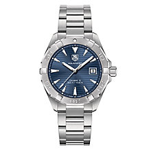 TAG Heuer Aquaracer men's stainless steel bracelet watch - Product number 2179644