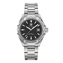 TAG Heuer Aquaracer men's stainless steel bracelet watch - Product number 2179679