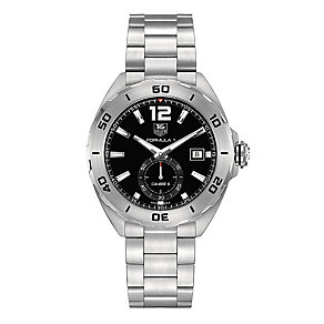 Tag Heuer F1 men's stainless steel bracelet watch - Product number 2179776