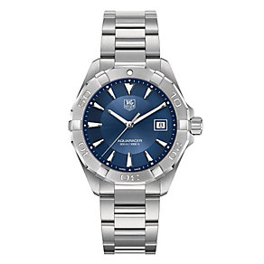 TAG Heuer Aquaracer men's stainless steel bracelet watch - Product number 2179792