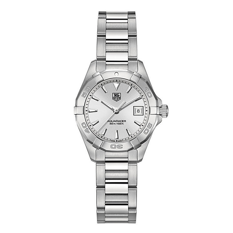 Tag Heuer Aquaracer ladies' stainless steel bracelet watch - Product number 2179814