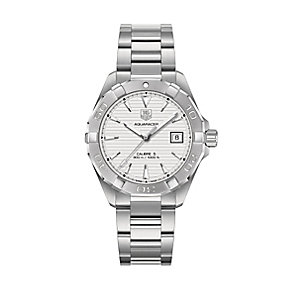 TAG Heuer Aquaracer men's stainless steel bracelet watch - Product number 2179849