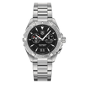 TAG Heuer Aquaracer men's stainless steel bracelet watch - Product number 2179903