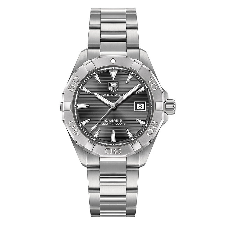 TAG Heuer Aquaracer men's stainless steel bracelet watch - Product number 2180073
