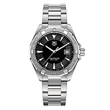 TAG Heuer Aquaracer men's stainless steel bracelet watch - Product number 2180154