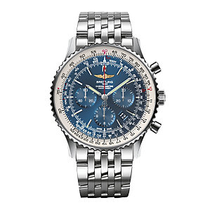 Breitling men's stainless steel bracelet watch - Product number 2181479