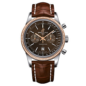 Breitling Transocean ladies' strap watch - Product number 2181517
