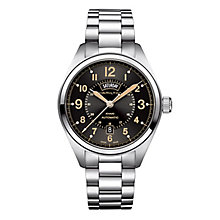 Hamilton men's stainless steel bracelet watch - Product number 2181657
