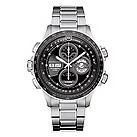 Hamilton men's chronograph stainless steel bracelet watch - Product number 2181673