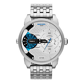 Diesel Men's Mini Daddy Collection Stainless Steel Watch - Product number 2187981