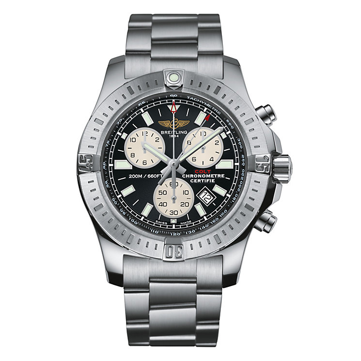Breitling Colt Chronograph Men's Bracelet Watch - Product number 2189429