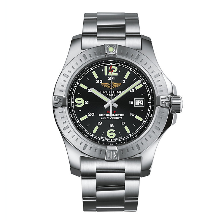 Breitling Colt Quartz men's stainless steel bracelet watch - Product number 2190524