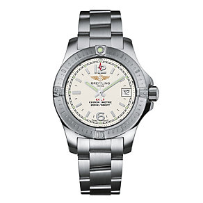 Breitling Colt ladies' stainless steel bracelet watch - Product number 2190567