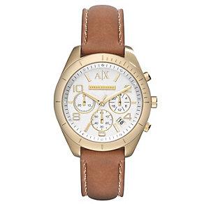Armani Exchange Ladies' Active Chronograph Watch - Product number 2190753
