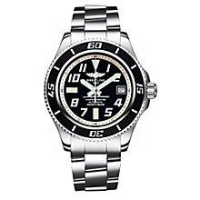 Breitling Superocean 42 men's stainless steel bracelet watch - Product number 2205262