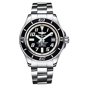 Breitling Superocean men's stainless steel bracelet watch - Product number 2205262