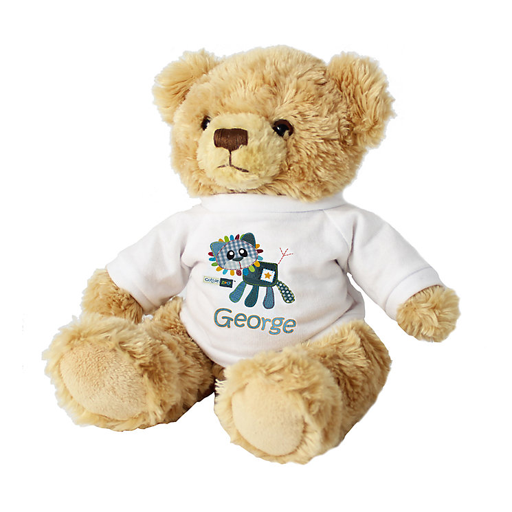 Cotton Zoo Denim the Lion Teddy - Product number 2210428