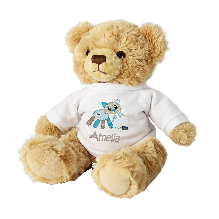 Cotton Zoo Calico the Kitten Teddy - Product number 2210452