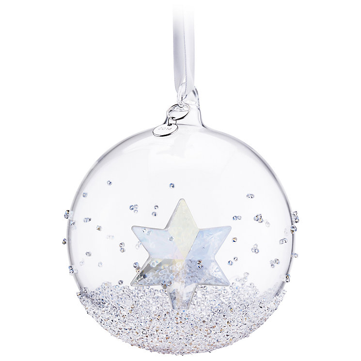 Swarovski Christmas Star Bauble 2014 Edition - Product number 2212498