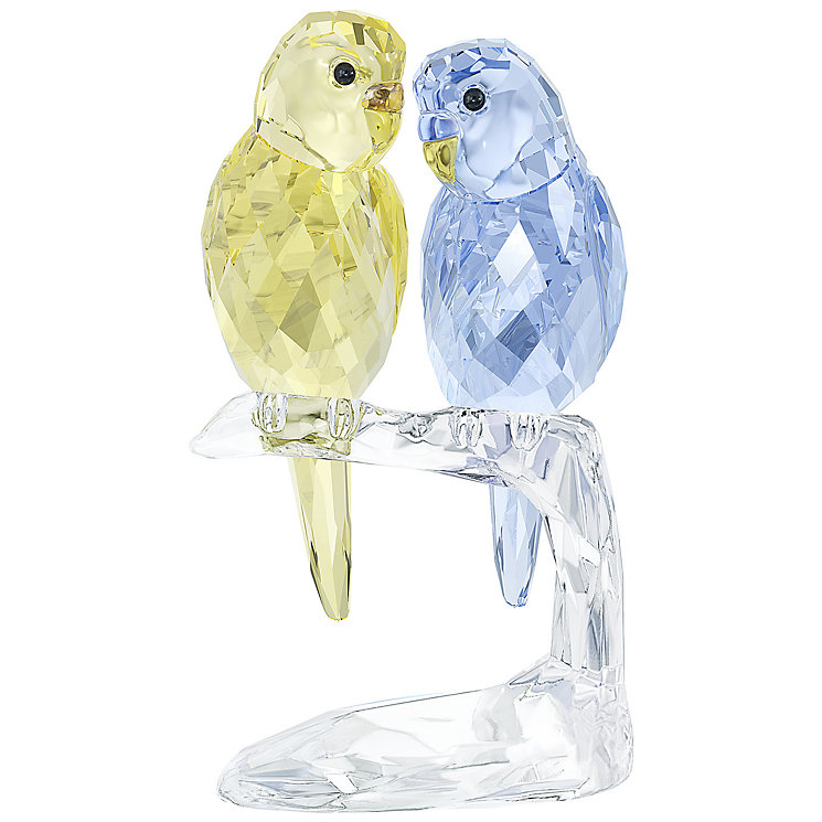 Swarovski Crystal Budgies - Product number 2214458