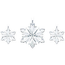 Swarovski Christmas Set Of Stars 2014 Annual Edition - Product number 2214474