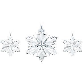 Swarovski Christmas Set Of Stars 2014 Annual Edition - Product number 2214474
