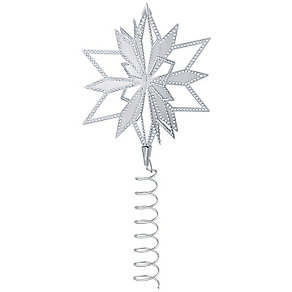 Swarovski Crystal Embellished Star Christmas Tree Topper - Product number 2214482