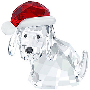 Swarovski Dog With Santa's Hat - Product number 2214512