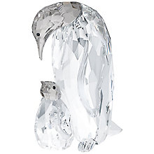 Swarovski Penguin Mother With Baby - Product number 2214628