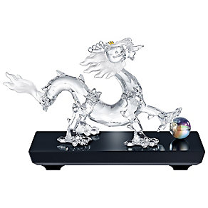 Swarovski Crystal Chinese Dragon Figurine - Product number 2214709